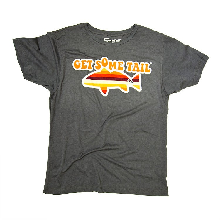 Image of Get Some Tail - Redfish Tee
