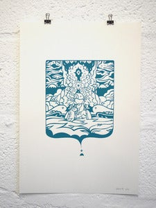 Image of Muju Plantmind Screenprint