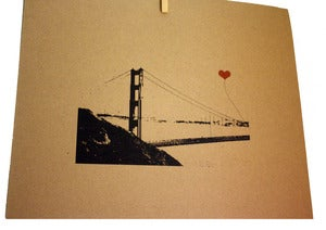 Image of San Francisco Lover's Prints - choose your favorite