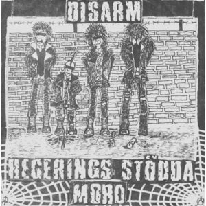 "Image of DISARM - ""Regerings Stödda Mord"" 7"""