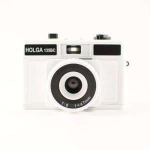 Image of Holga 135 BC Camera (White)