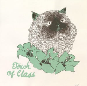 Image of &quot;Touch of Class&quot; art print