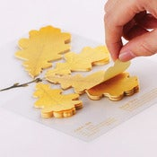 Image of Appree Oak Leaf Post-it