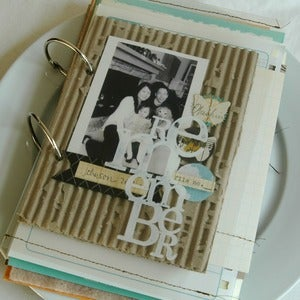 Image of remember art journal