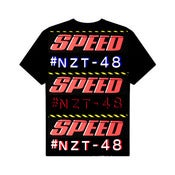 Image of 'NZT- 48'  (T-SHIRTS DESIGNED BY JAMES FERRARO)