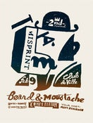 Image of 2nd Annual Misprint Beard &amp; Moustache Contest
