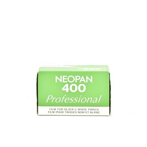 Image of Fujifilm Neopan 400 Professional - B&W 35mm Film