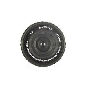 Image of Holga Lens for Panasonic Lumix G (HLW-PLG) Cameras