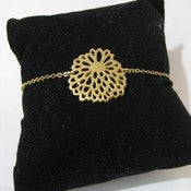 Image of Ajour Filigree Bracelet