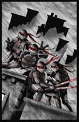 Image of Teenage Mutant Ninja Turtles HOMAGE Cover
