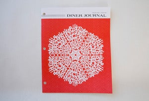 Diner Journal No. 2