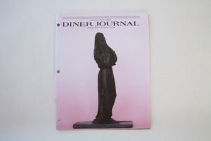 Diner Journal No. 7 :: Goats, Gods, Gays