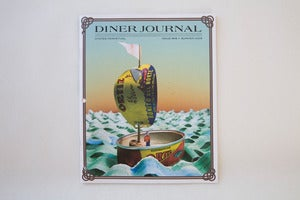 Diner Journal No. 8 :: Oyster Perpetual