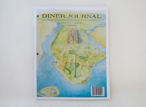 Diner Journal No. 9 :: Land Hoe!