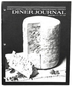 Photocopy of Diner Journal No. 6