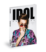 Image of IDOL Magazine Issue 3; THE INSIDERS ISSUE