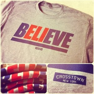 Image of Believe NY