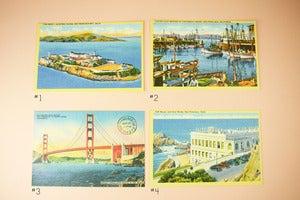 Image of San Francisco Postcards