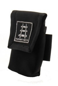 Image of Black Transient Bag Co. Mobile Phone Pouch
