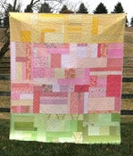 Image of lazy summer days quilt pattern-PDF