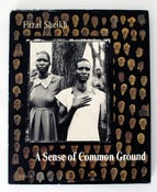 Image of A Sense of Common Ground by Fazal Sheikh (signed)