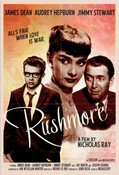 "Image of ""Rushmore"" - starring James Dean & Audrey Hepburn"