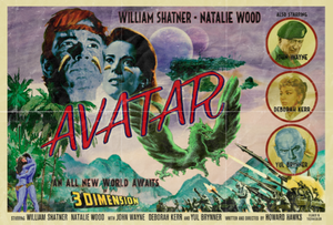 Image of &quot;Avatar&quot; - starring William Shatner &amp; Natalie Wood