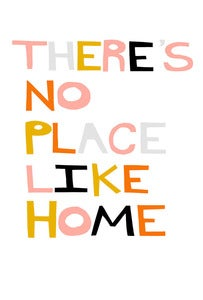 Image of No Place Like Home Print