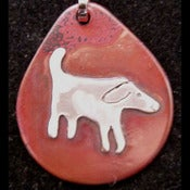 Image of Libby Dog ID Tag on UncommonPaws.com