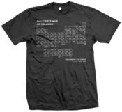 Image of Periodic Table of Orlando T-shirt