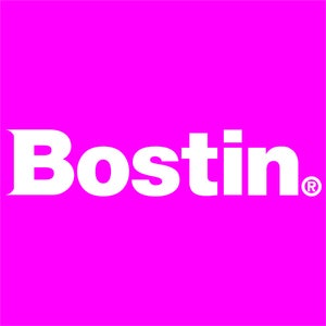Image of Bostin - Pink shirt white logo