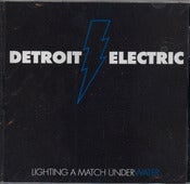 "Image of V/A ""DETROIT ELECTRIC"" detroit electric CD"