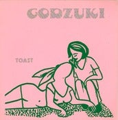 "Image of GODZUKI ""TOAST"" b/w ""GLEASON ROCKET"" march records 45"