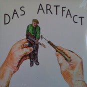 "Image of DAS ""ARTFACT"" sir reel records LP"