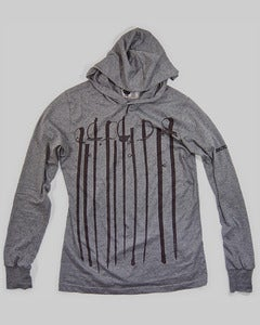 Image of Swords Hooded L/S