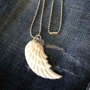 Image of Angel Wing Pendant