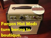 "Image of Fender Champion 600 - Fargen ""Hot Mods"" Modified - New!"