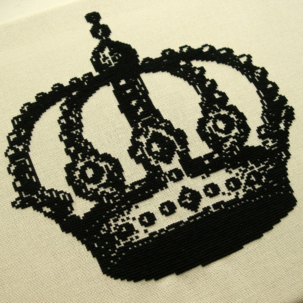 Image of The Crown PDF Pattern