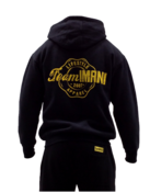 Image of Vintage Lifestyle Full Zip Hoodie [Black]