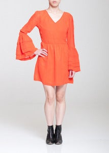 Image of Marissa Bell Sleeve Dress