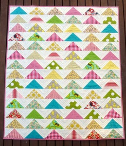 FLYING GEESE QUILT PATTERNS | Browse Patterns