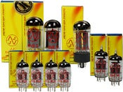 "Image of Fender '65 Deluxe Reverb ""Hot Mods"" Tube Set Upgrade!"