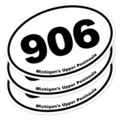 906 Sticker [3-pack]