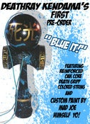 "Image of DEATHRAY KENDAMA 5th Gen ""BLUE IT"""