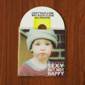 "Image of ""Sexy But Not Happy"" CD"