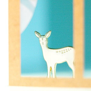 Image of Deer for You Pin