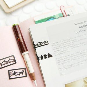 Image of Iconic Mini Bookmark PillBox Set