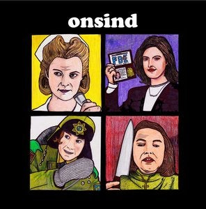 "Image of ONSIND ""Mildred, Margie, Annie, Clarice"" 10"" RECORD"