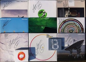 "Image of Exclusively Signed Various Vinyl 12"", posters and CD releases by John Digweed"
