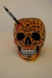Image of &quot;Osch Skull&quot; by Osch